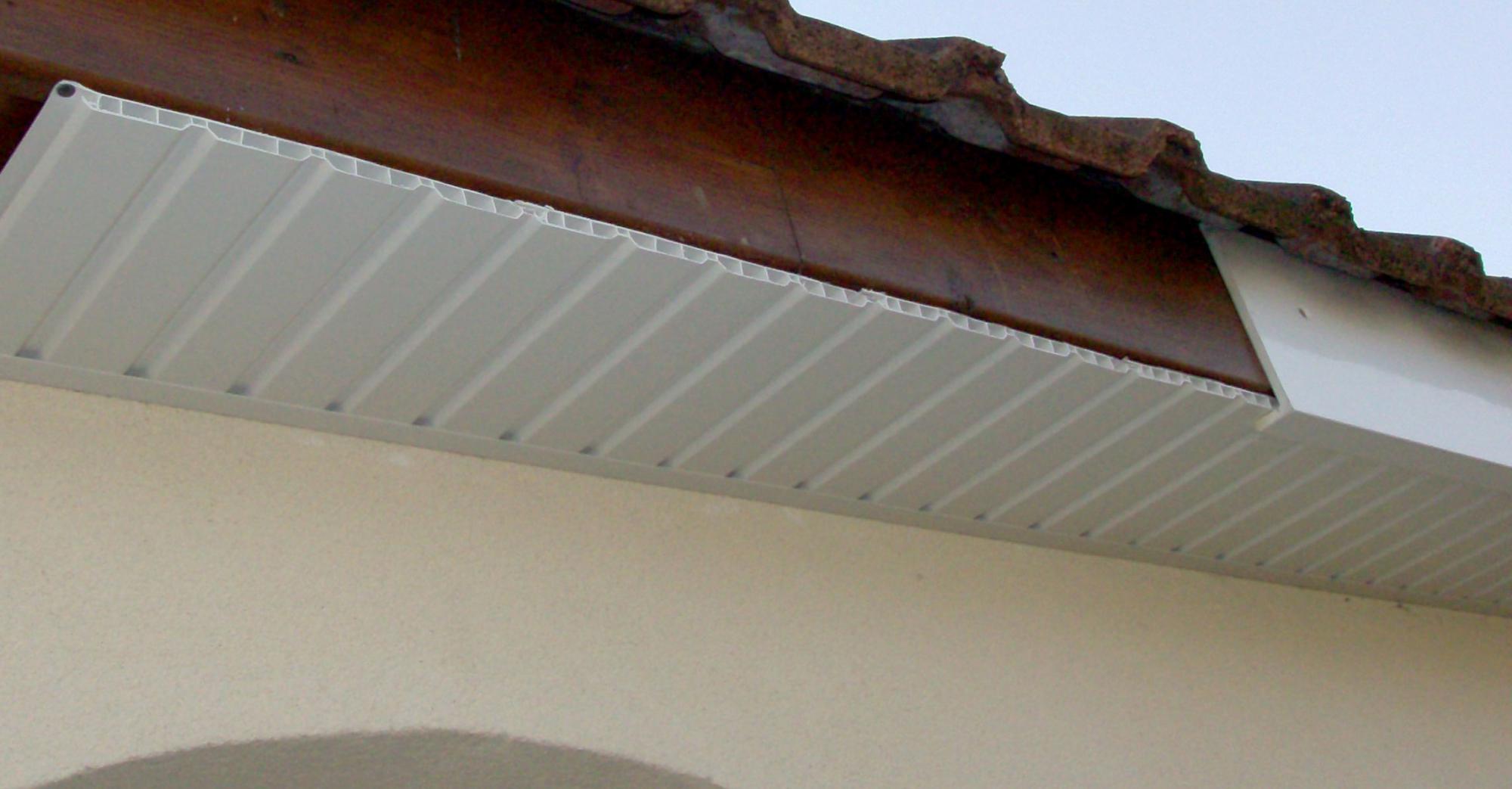 Rénovation PVC sous-toit
